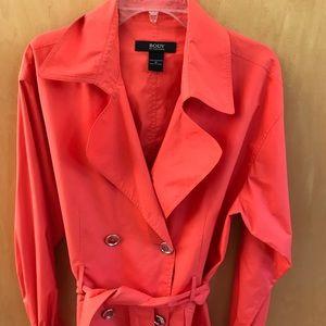 Victoria secret rain coat